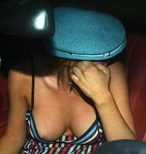 Линдси Лохан голая. Фото - 1