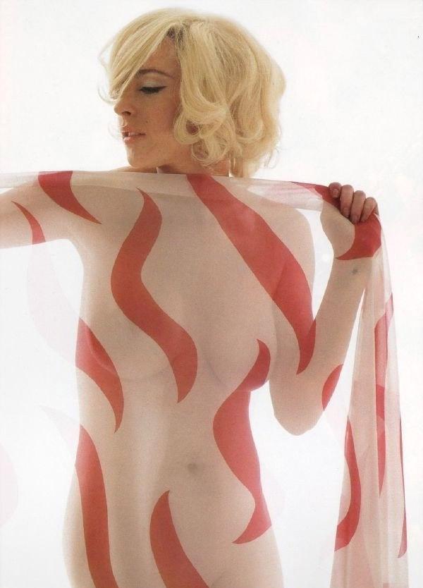 Линдси Лохан голая. Фото - 12