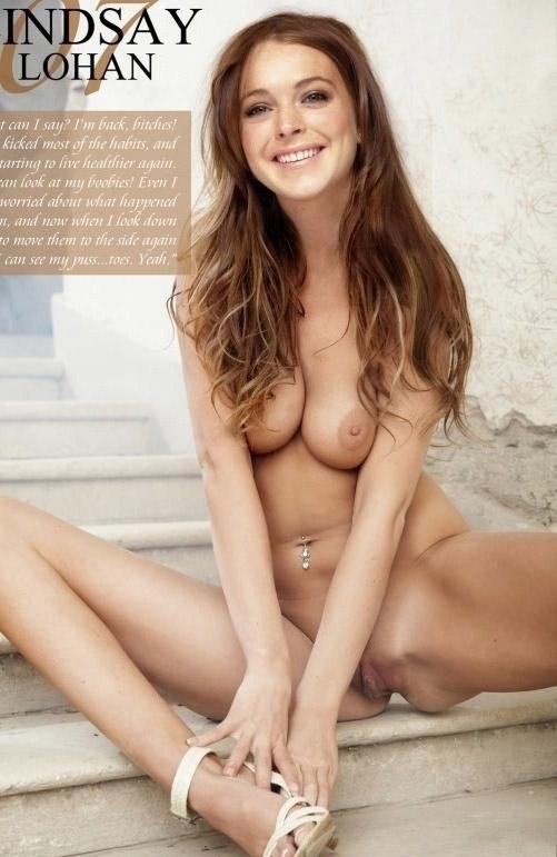 Линдси Лохан голая. Фото - 126
