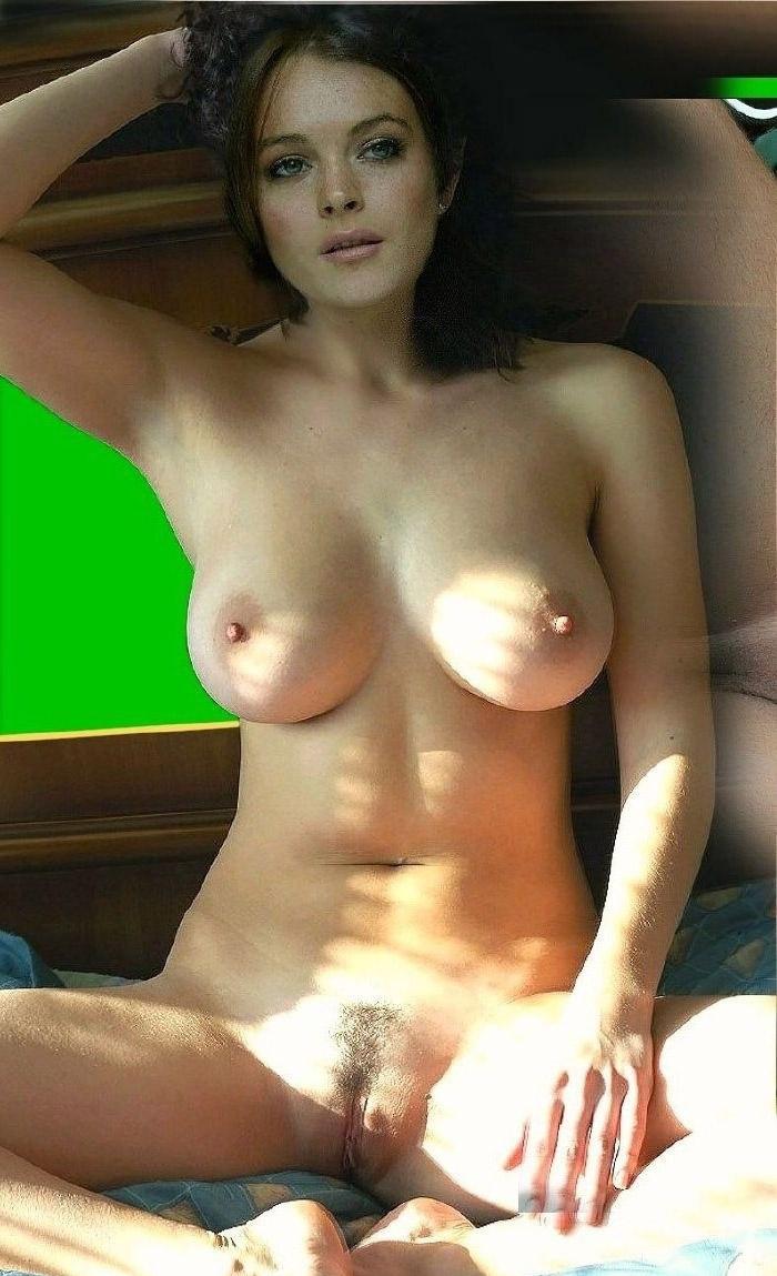 Линдси Лохан голая. Фото - 18