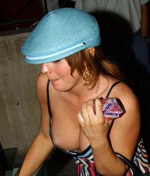 Линдси Лохан голая. Фото - 2