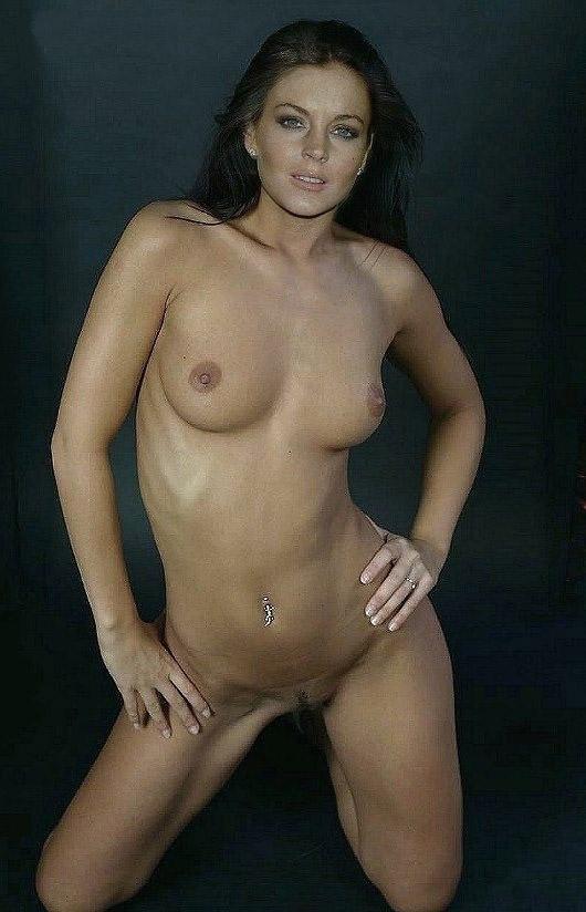 Линдси Лохан голая. Фото - 21