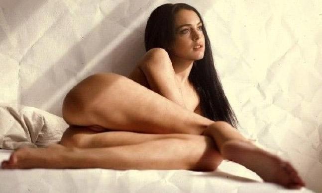 Линдси Лохан голая. Фото - 49