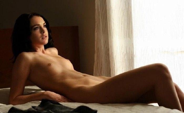 Линдси Лохан голая. Фото - 56