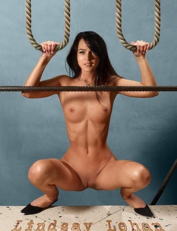 Линдси Лохан голая. Фото - 57