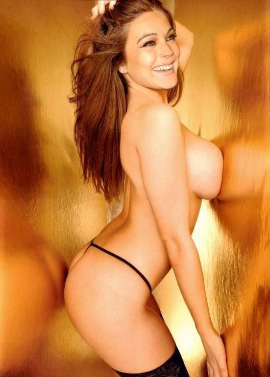 Линдси Лохан голая. Фото - 59