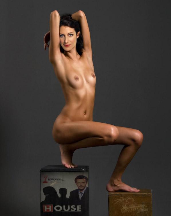 Лиза Эдельштейн голая. Фото - 13