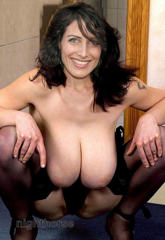 Лиза Эдельштейн голая. Фото - 160