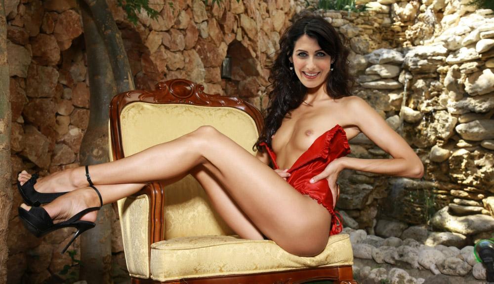 Лиза Эдельштейн голая. Фото - 169