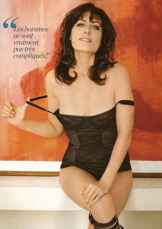 Lisa Edelstein  nackt