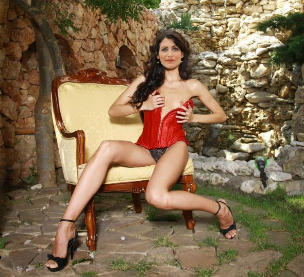 Лиза Эдельштейн голая. Фото - 38