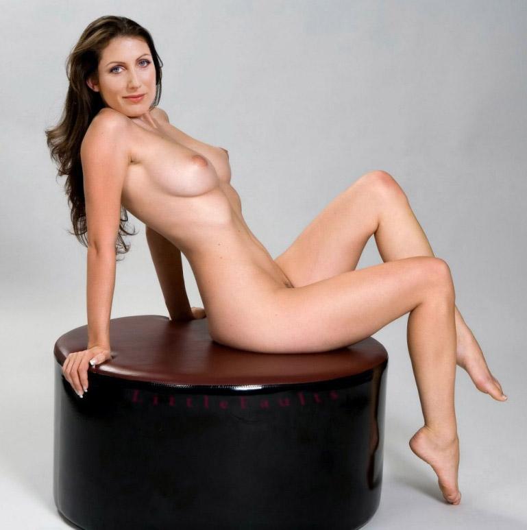 Лиза Эдельштейн голая. Фото - 4