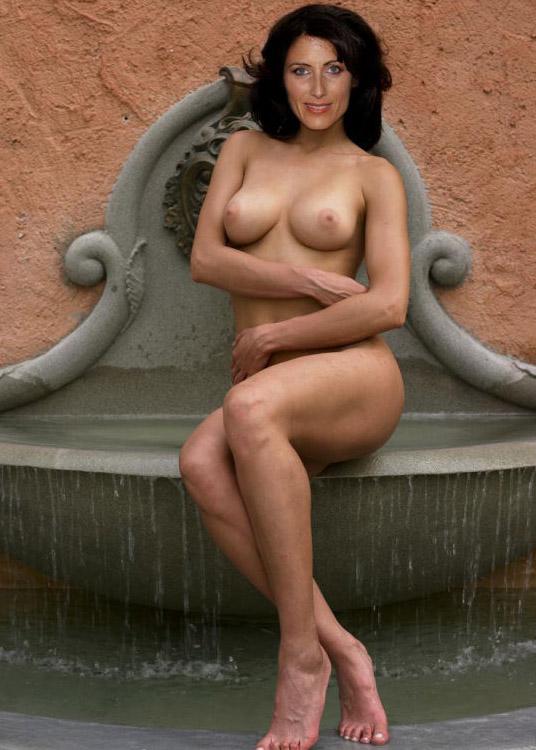 Лиза Эдельштейн голая. Фото - 54