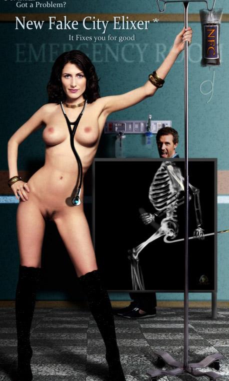 Лиза Эдельштейн голая. Фото - 69