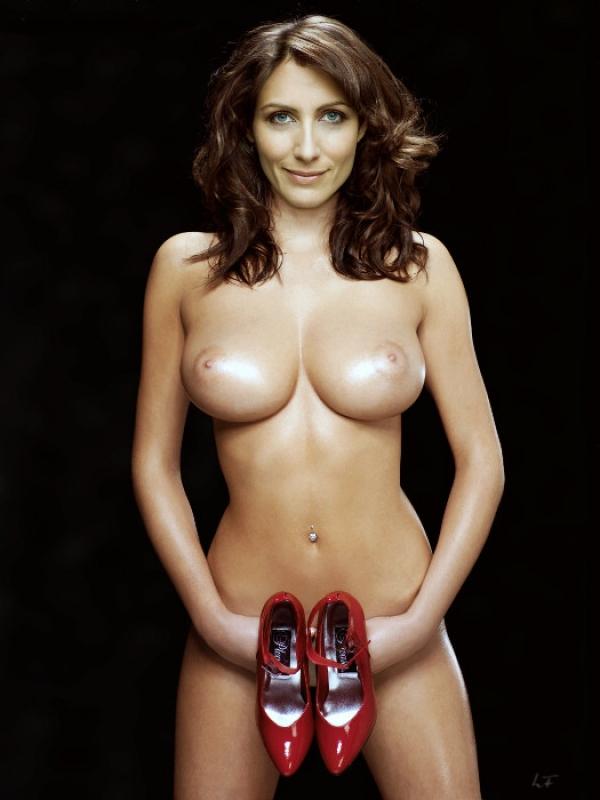 Лиза Эдельштейн голая. Фото - 89