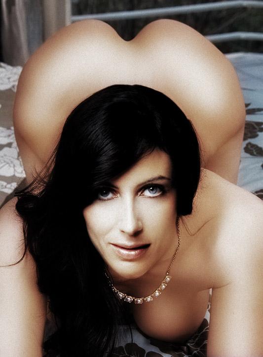 Лиза Эдельштейн голая. Фото - 99