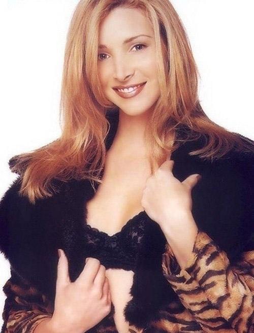 Лиза Кудроу голая. Фото - 5