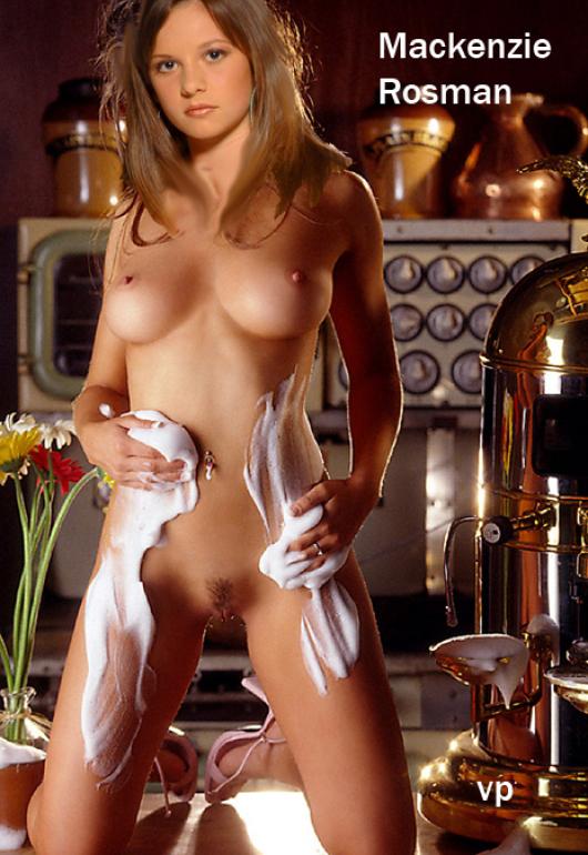 Маккензи Росман голая. Фото - 25