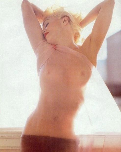 Madonna Nackt. Fotografie - 10