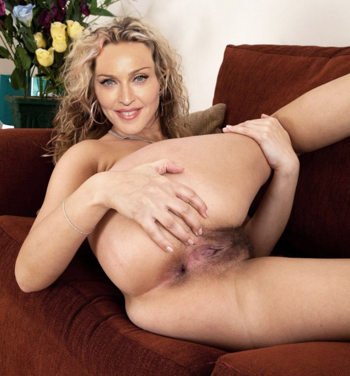 Madonna Nackt. Fotografie - 103