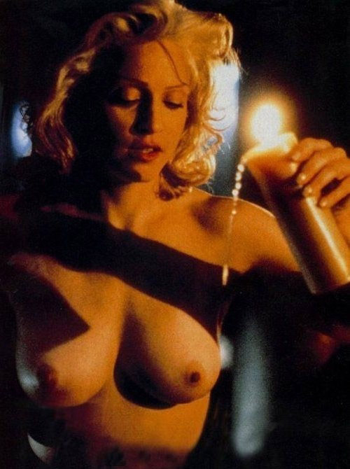 Madonna Nackt. Fotografie - 12