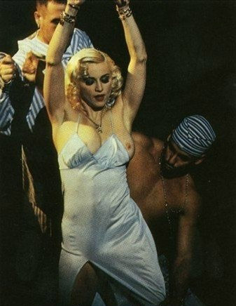 Madonna Nackt. Fotografie - 14