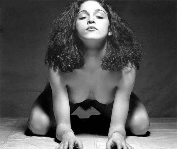 Madonna Nackt. Fotografie - 21