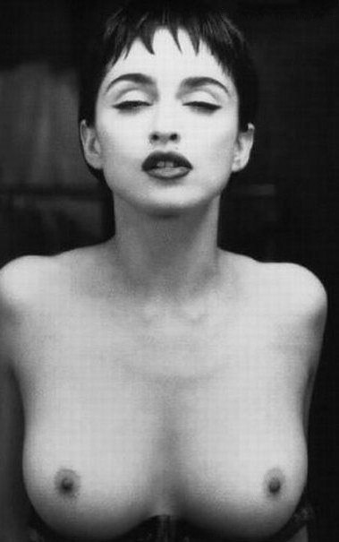 Madonna Nackt. Fotografie - 24