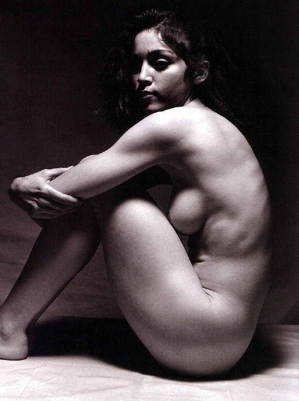 Madonna Nackt. Fotografie - 25