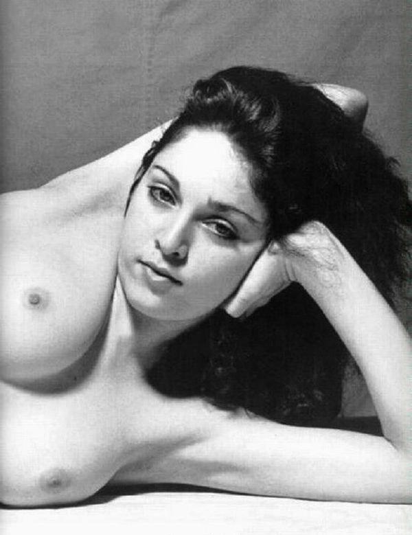 Madonna Nackt. Fotografie - 26