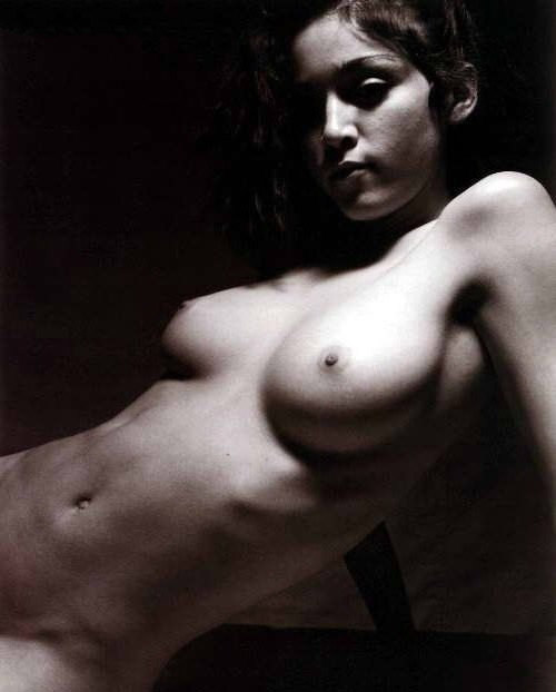 Madonna Nackt. Fotografie - 34