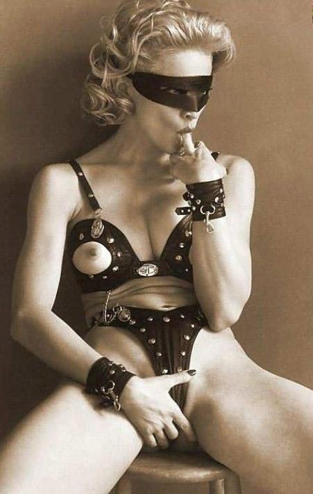 Madonna Nackt. Fotografie - 4