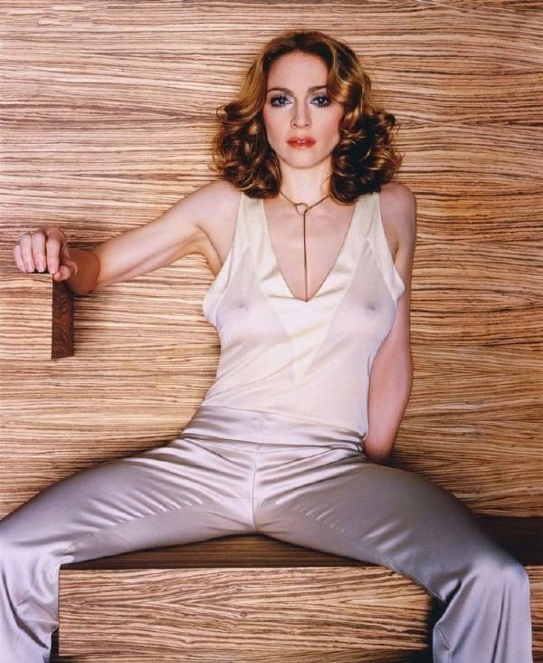 Madonna Nackt. Fotografie - 40