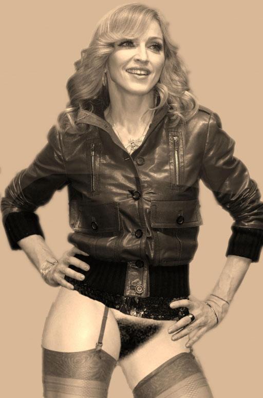 Madonna Nackt. Fotografie - 47