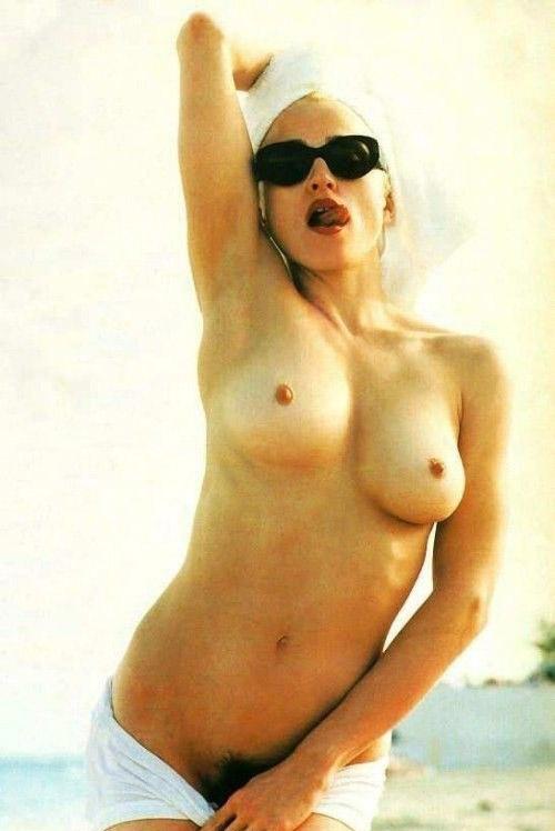 Madonna Nackt. Fotografie - 5