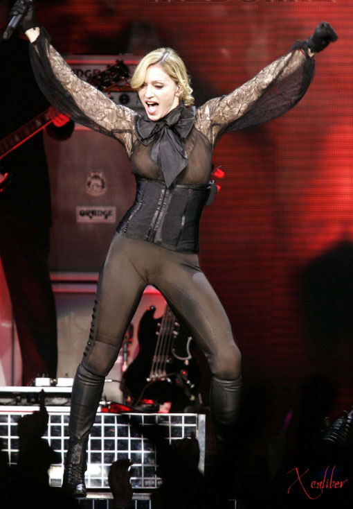 Madonna Nackt. Fotografie - 62