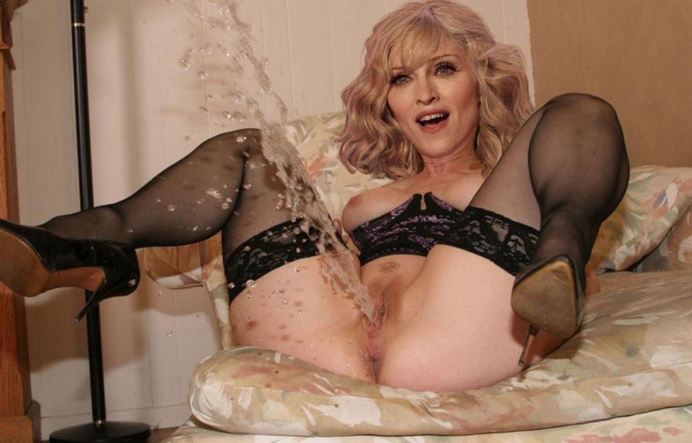 Madonna Nackt. Fotografie - 66