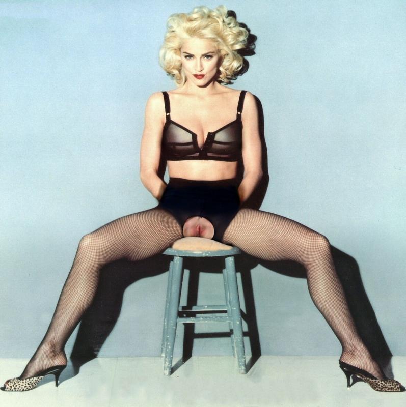 Madonna Nackt. Fotografie - 74