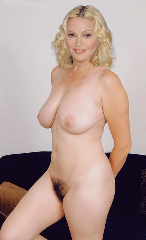 Madonna Nackt. Fotografie - 82