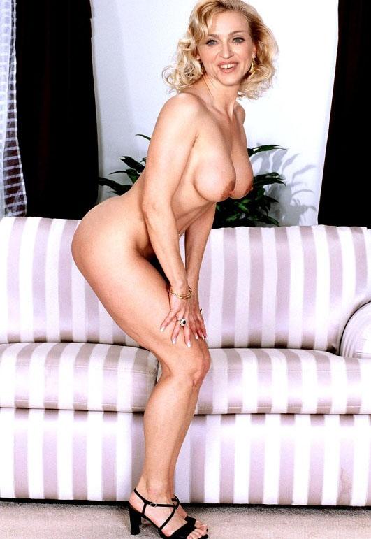 Madonna Nackt. Fotografie - 84