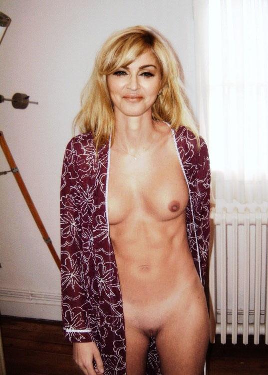 Madonna Nackt. Fotografie - 89