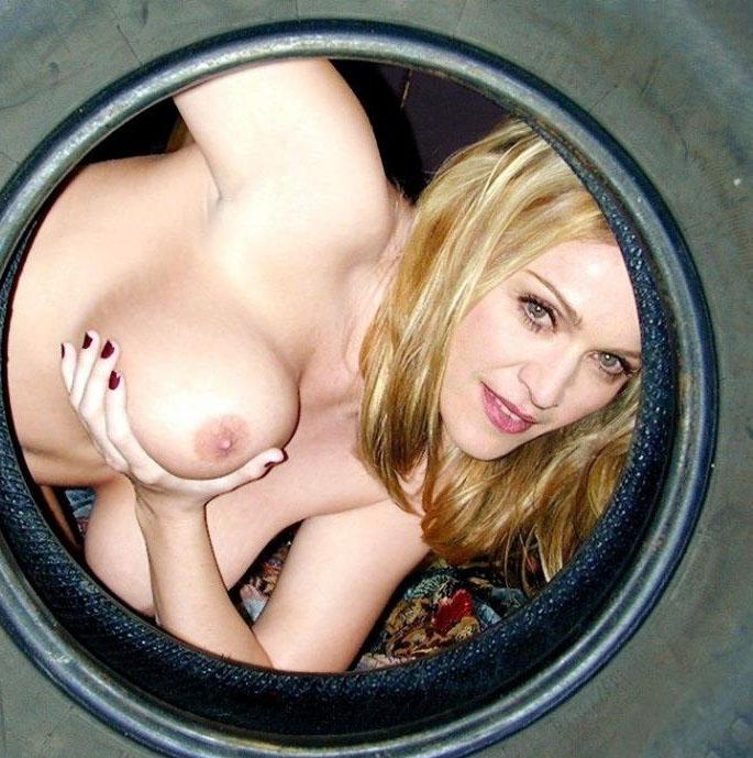 Madonna Nackt. Fotografie - 95