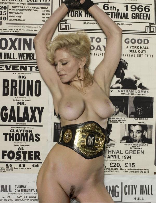 Madonna Nackt. Fotografie - 99