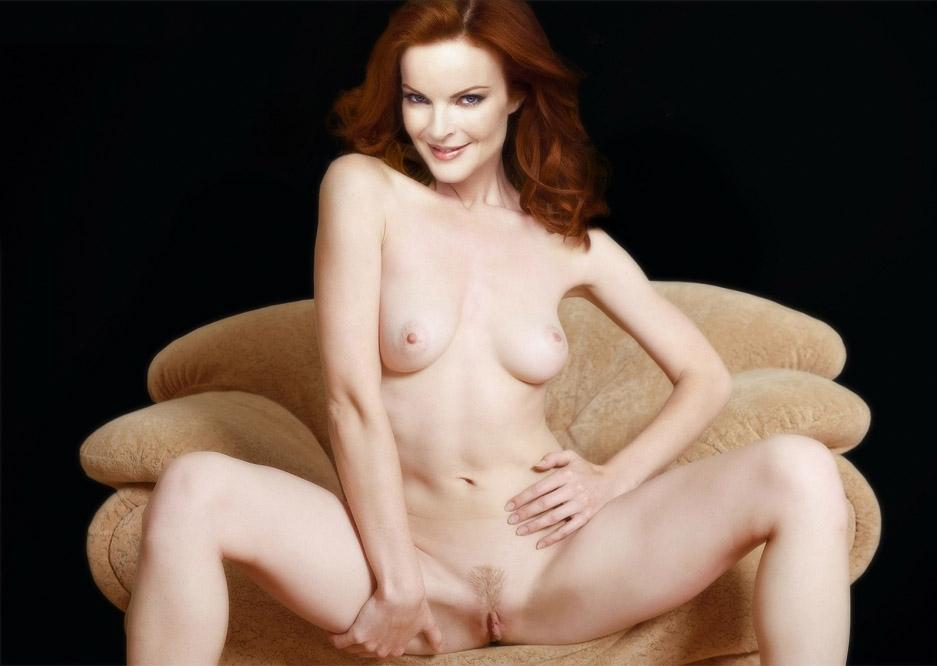 Марсия Кросс голая. Фото - 10