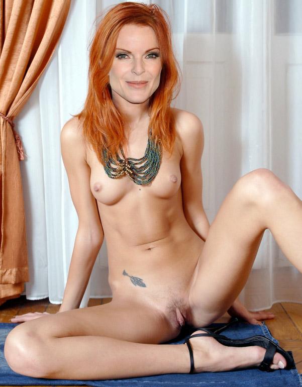 Марсия Кросс голая. Фото - 14