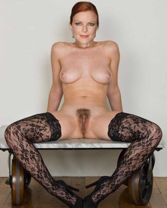 Марсия Кросс голая. Фото - 20