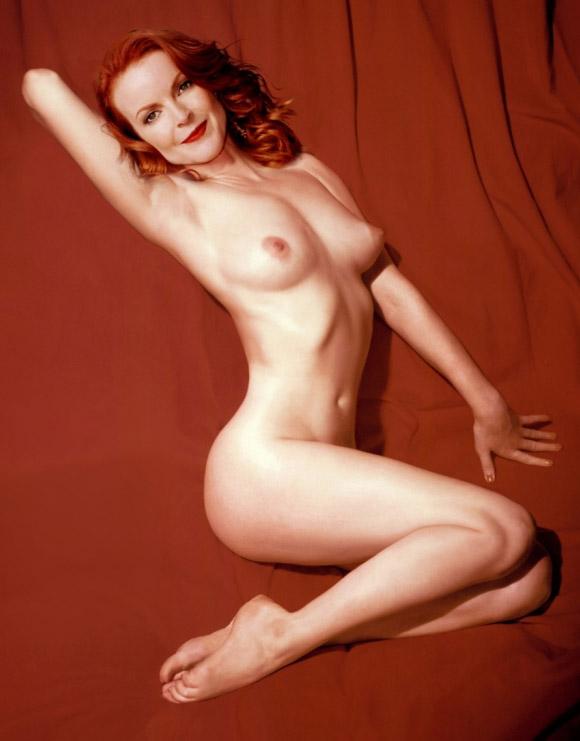 Марсия Кросс голая. Фото - 26
