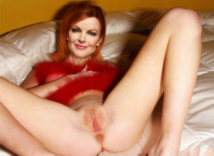 Марсия Кросс голая. Фото - 45