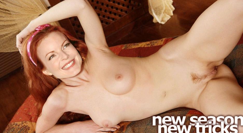 Марсия Кросс голая. Фото - 60