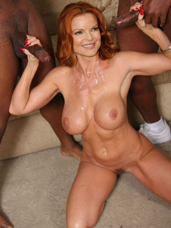 Marcia cross boobs naked — pic 14